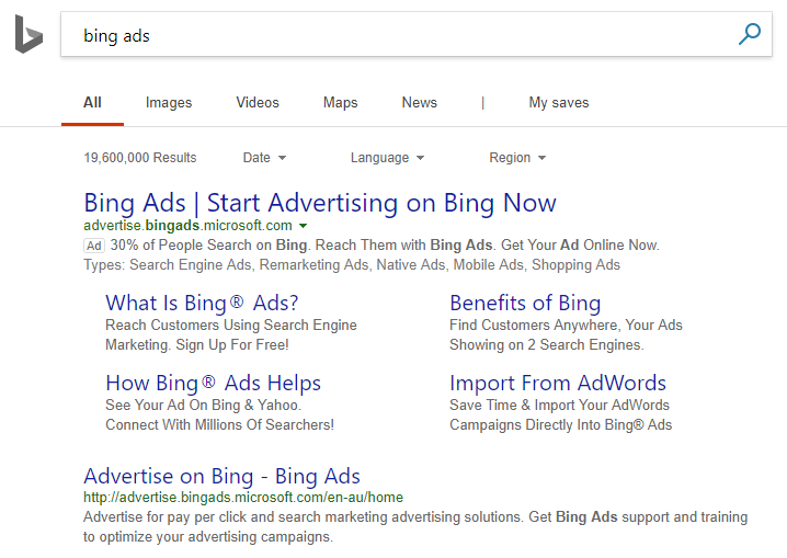 Bing Ad - need to know about SEO
