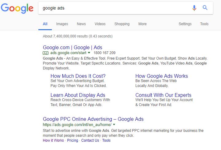 GoogleSEMad