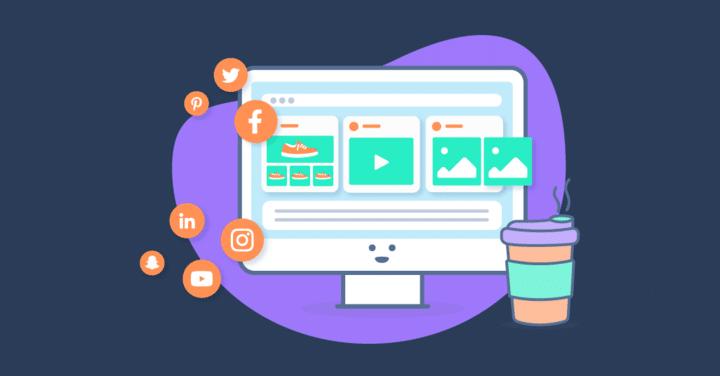 Social Ads Format