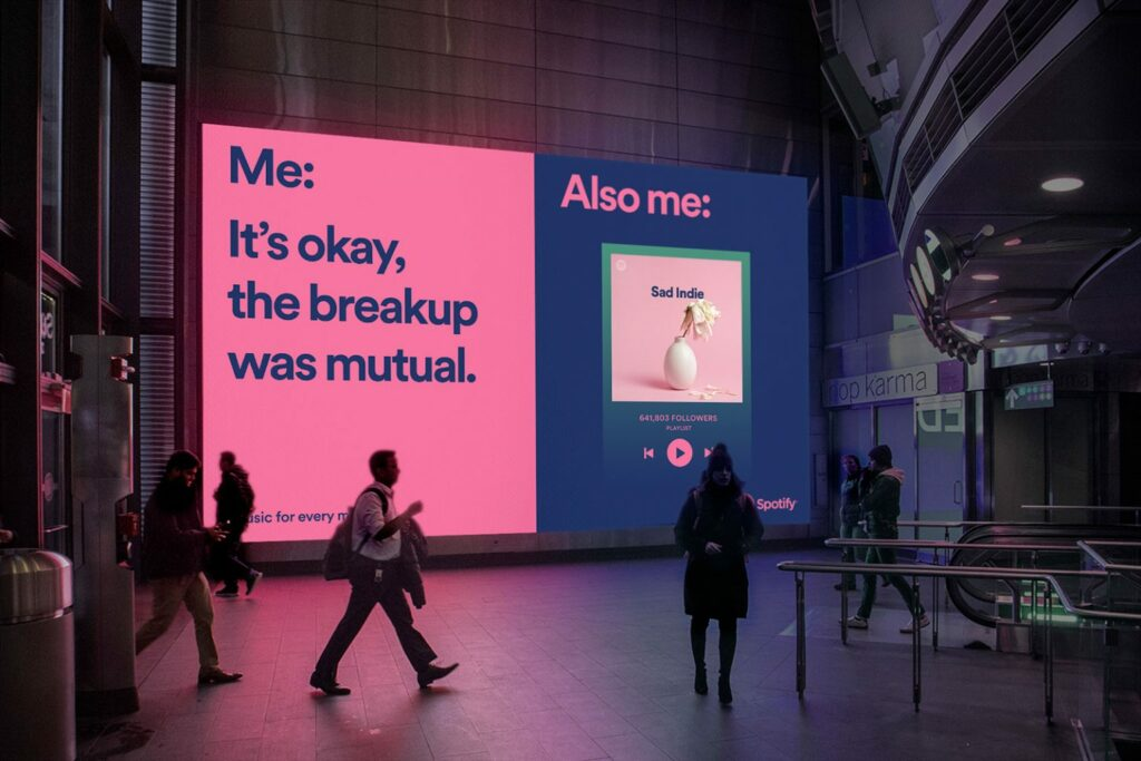 Spotify Wrapped Campaign 1