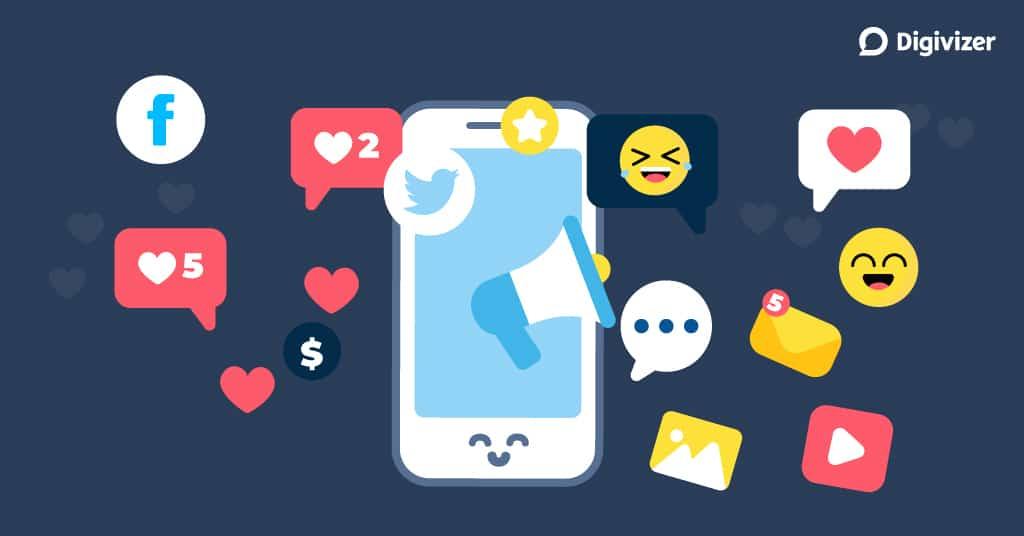 Social media campaigns blog header