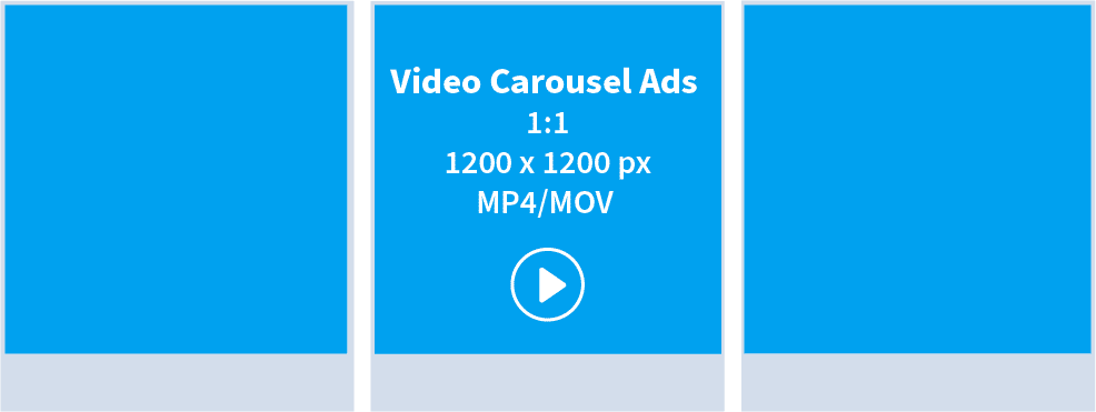recommended specs for twitter video carousel ads