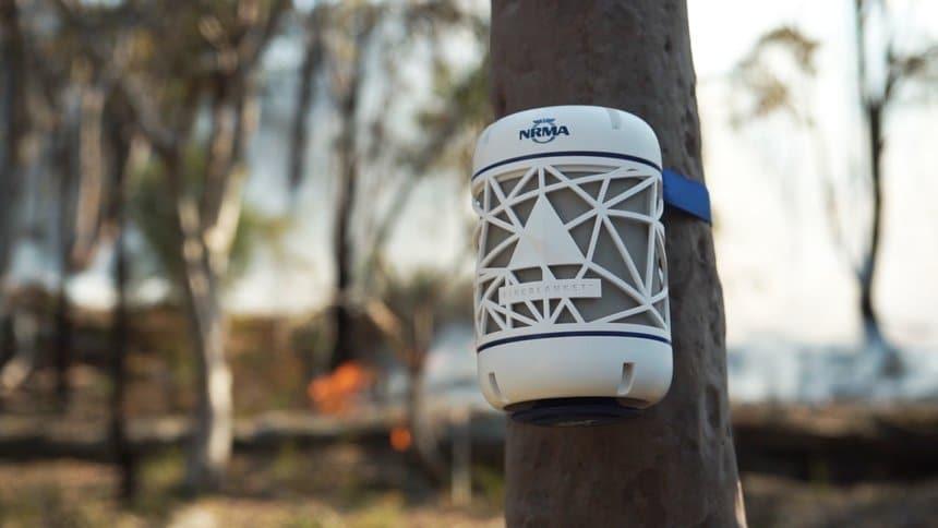 NRMA Fireblanket Ben Cooper