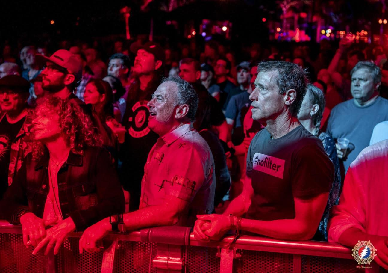 David Meerman Scott at a concert