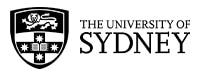 Uni of Sydney Logo